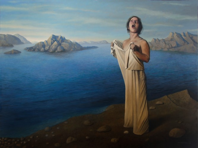 Singing-woman-at-rocky-coast-120x160-cm-2015.jpg